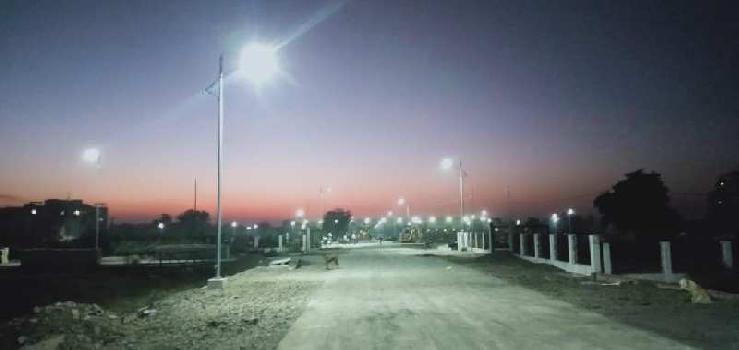 1210 Sq.ft. Residential Plot for Sale in Jamtha, Nagpur