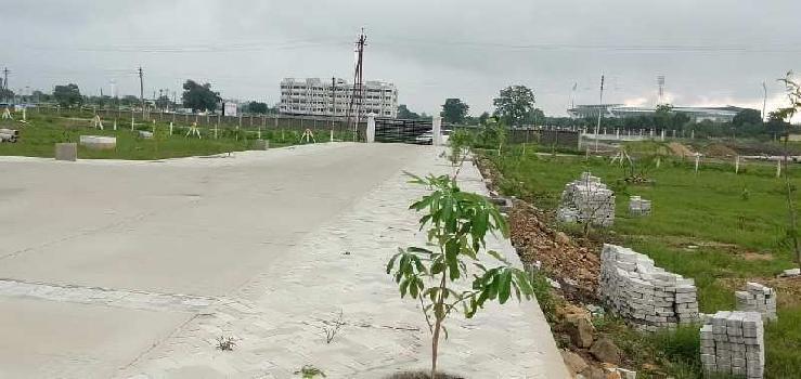 2737 Sq.ft. Residential Plot for Sale in Jamtha, Nagpur