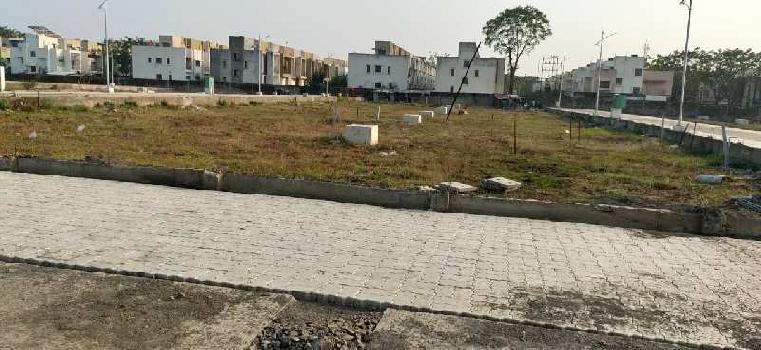1130 Sq.ft. Residential Plot for Sale in Jamtha, Nagpur
