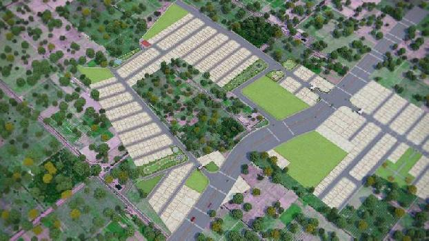 1211 Sq.ft. Residential Plot for Sale in Jamtha, Nagpur