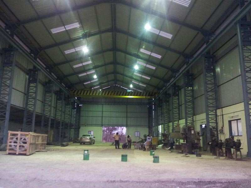 11000 Sq Feet Factory Industrial Building For Sale In