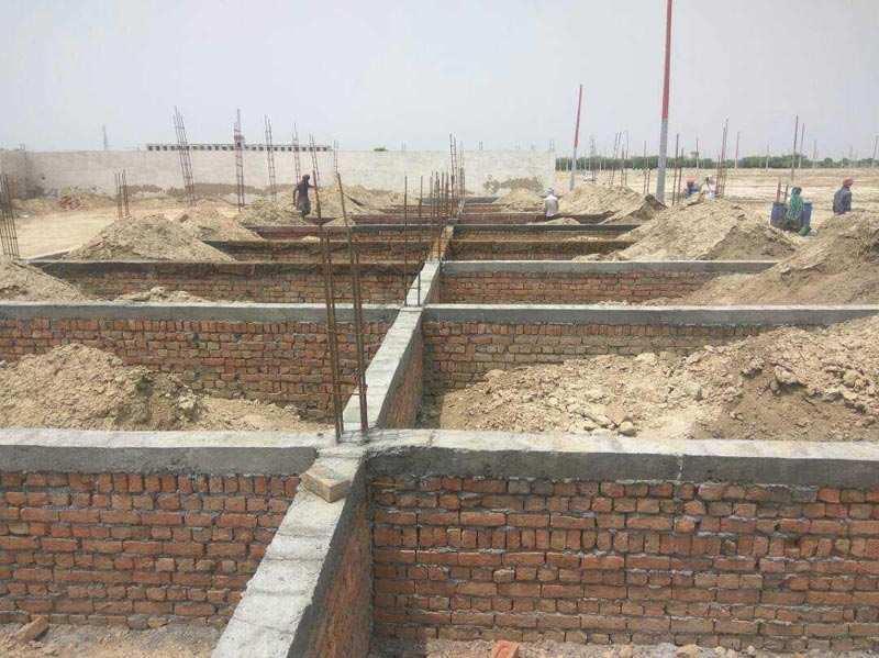 Residential Plot for Sale in Chhata, Mathura - 1125 Sq. Feet