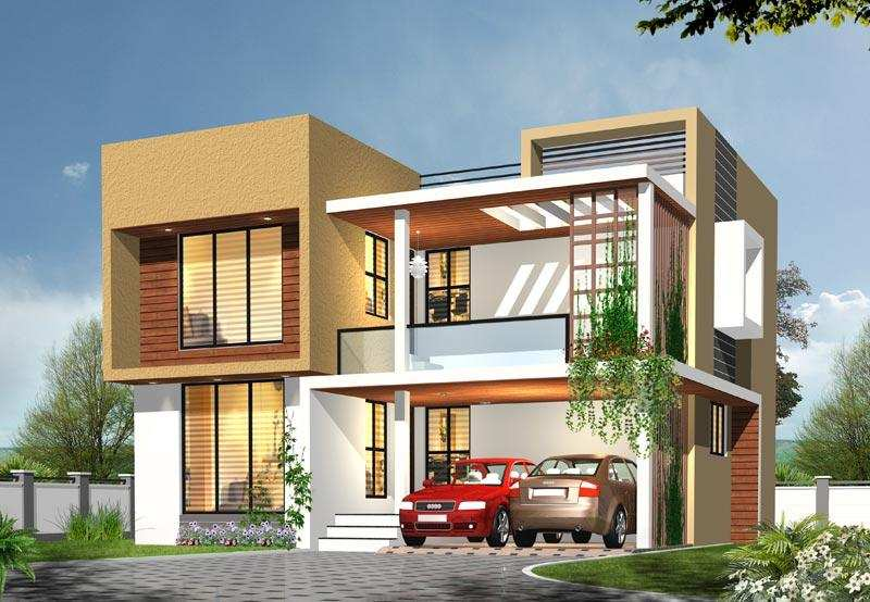 2 BHK Bungalows / Villas for Sale in Whitefield, Bangalore - 1200 Sq.ft.