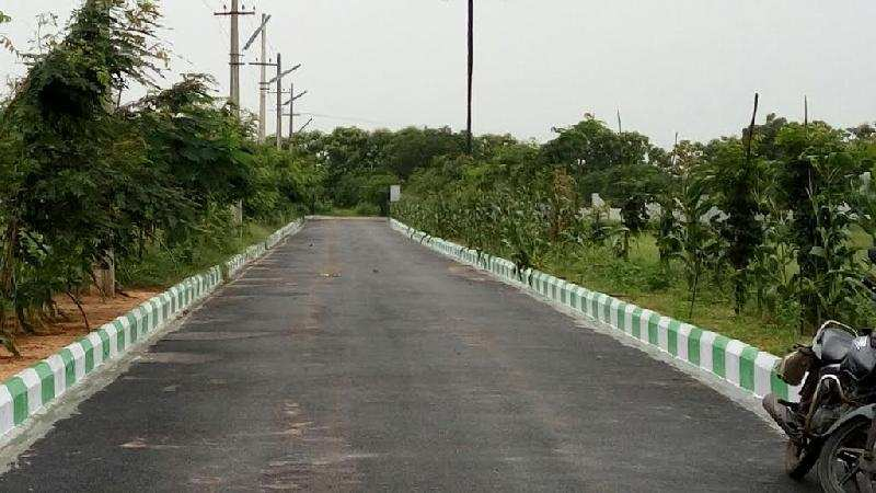Residential Plot for Sale in Mokila, Hyderabad - 220 Sq. Yards