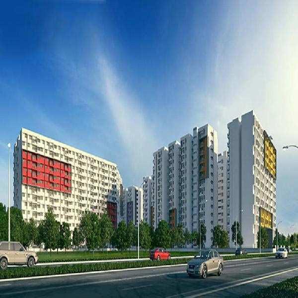 3 BHK Flats & Apartments for Sale in Tadepalli, Vijayawada - 6.20 Acre