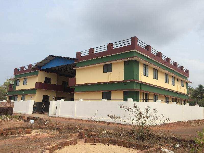 2 BHK Flats & Apartments for Rent in Manjeshwar, Kasaragod - 850 Sq.ft.