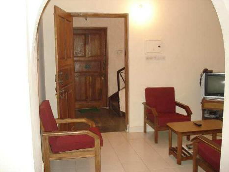 1 BHK 550 Sq.ft. Residential Apartment for Sale in Candolim, Goa
