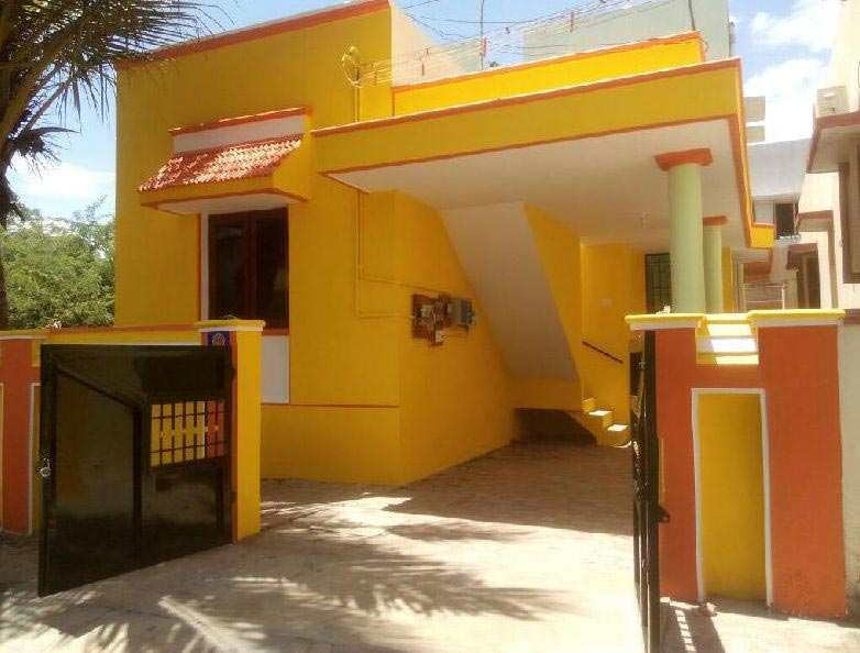 3 BHK Individual House for Sale in Bye Pass Road, Madurai - 2180 Sq. Feet