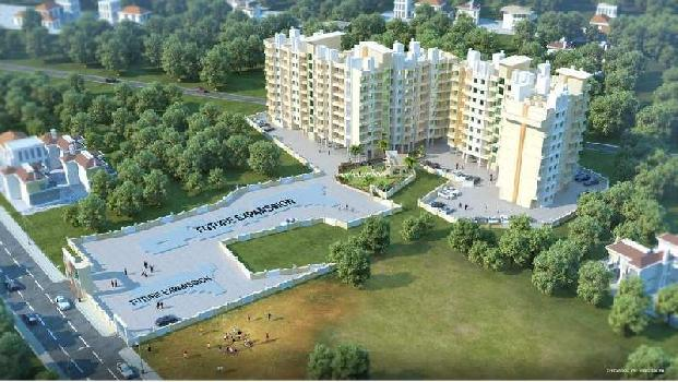 1 BHK 550 Sq.ft. Residential Apartment for Sale in Badlapur, Thane