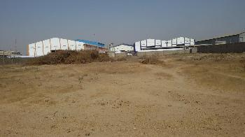 120000 Sq.ft. Industrial Land for Rent in Mithi Rohar, Gandhidham