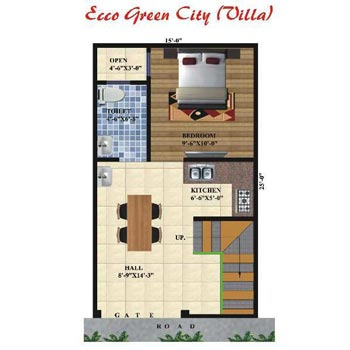40 Sq. Yards Residential Plot for Sale in Bisokhar, Ghaziabad