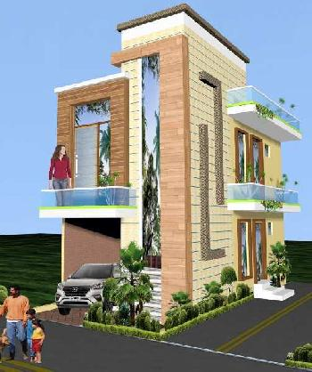 3 BHK 60 Sq. Yards House & Villa for Sale in NH 91, Ghaziabad