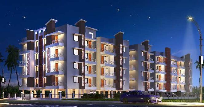 2 BHK 1275 Sq.ft. Residential Apartment for Sale in Gothapatna, Bhubaneswar