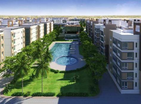 3 BHK 1800 Sq.ft. Residential Apartment for Sale in Kalinga Nagar, Bhubaneswar