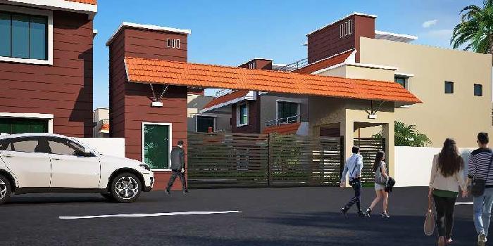 3 BHK 1725 Sq.ft. House & Villa for Sale in Sundarpur, Bhubaneswar