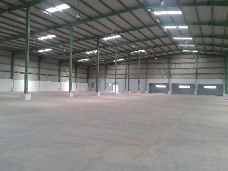100000 Sq.ft. Warehouse for Rent in Sarigam, Vapi