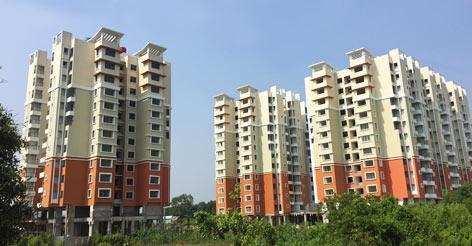 3 BHK 1100 Sq.ft. Residential Apartment for Rent in Chandaka, Bhubaneswar