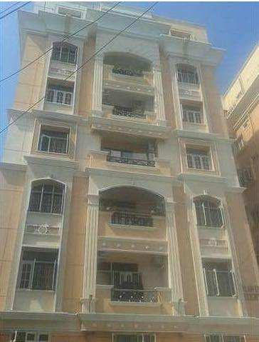 2 BHK Flats & Apartments for Sale in Tolichowki, Hyderabad - 1200 Sq.ft.