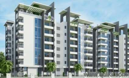 3 BHK Flats & Apartments for Sale in Vashi, Navi Mumbai - 1600 Sq.ft.