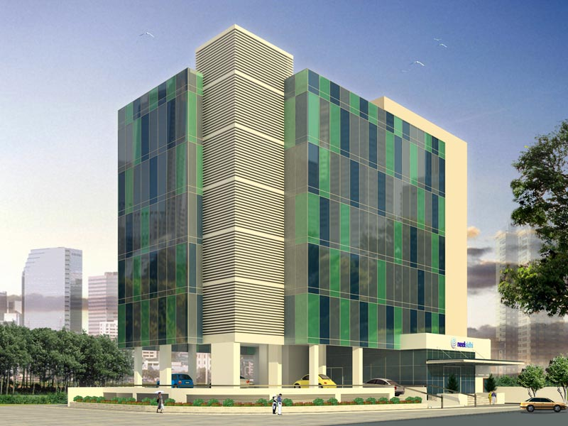 31000 Sq. Feet Office Complex for Sale in Nerul, Navi Mumbai - 31000 Sq.ft.