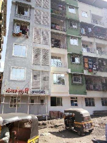 1 BHK 500 Sq.ft. Residential Apartment for Sale in Azad Nagar, Thane