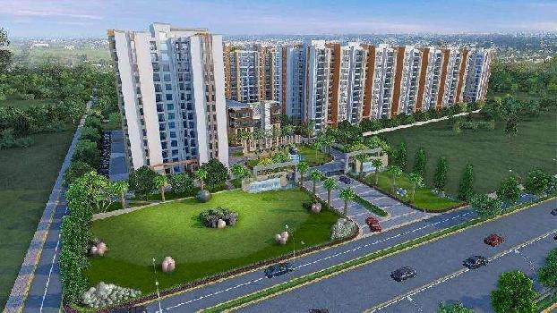 1 BHK 518 Sq.ft. Residential Apartment for Sale in Bamrauli, Allahabad