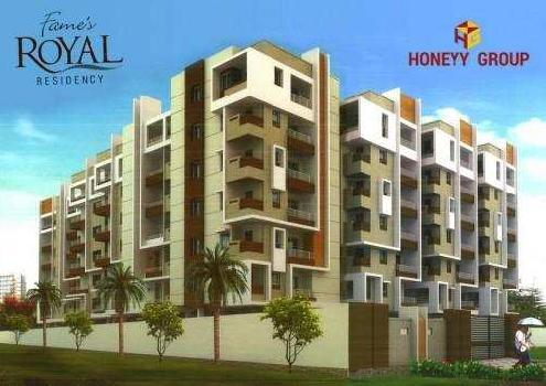 2 BHK 970 Sq.ft. Residential Apartment for Sale in P. M. Palem, Visakhapatnam