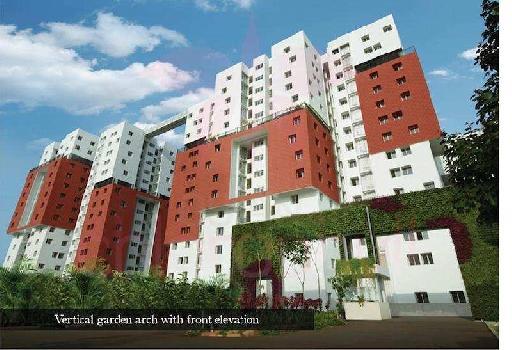 3 BHK 1500 Sq.ft. Residential Apartment for Rent in Lakshmi Nagar Extension, Porur, Chennai