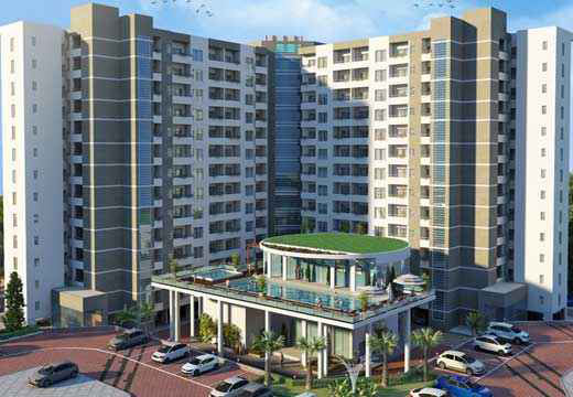 4 BHK Flats & Apartments for Sale in Old Madras Road, Bangalore East - 3630 Sq.ft.