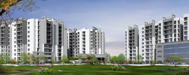 3 BHK Flats & Apartments for Sale in Bangalore North - 1978 Sq.ft.