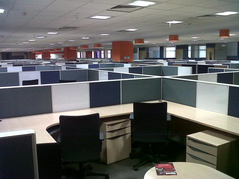 2000 Sq. Feet Office Space for Rent in HSR Layout, Bangalore South - 2000 Sq.ft.