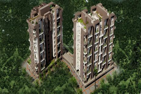 2 BHK Flats & Apartments for Sale in Electronic City, Bangalore South - 1089 Sq.ft.