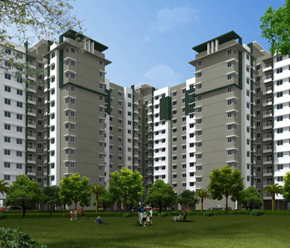 2 BHK Flats & Apartments for Sale in Mysore Road, Bangalore West - 883 Sq.ft.