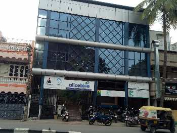 6800 Sq.ft. Office Space for Sale in R. T. Nagar, Bangalore