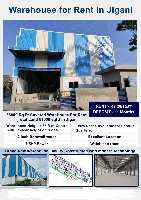 36000 Sq.ft. Warehouse for Rent in Jigani, Bangalore