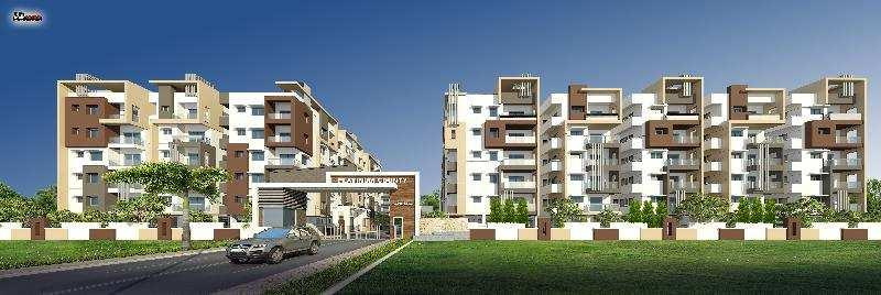 2 BHK 1245 Sq.ft. Residential Apartment for Sale in Somandepalli, Anantapur