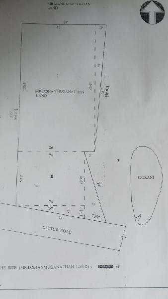 43 Cent Industrial Land for Sale in Sivakasi, Virudhunagar