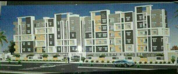 2 BHK 1000 Sq.ft. Residential Apartment for Sale in Madhurawada, Visakhapatnam