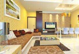 2 BHK 196 Sq.ft. Residential Apartment for Rent in Kolshet Road, Thane