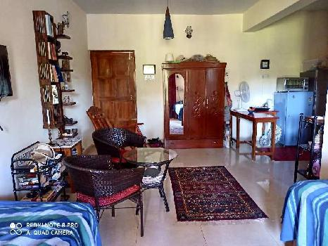1 RK 46 Sq. Meter Residential Apartment for Sale in Benaulim, Goa