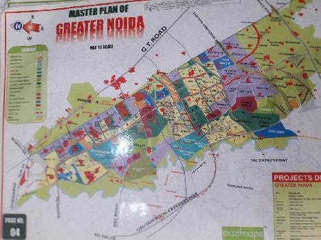 120 Sq. Meter Residential Plot for Sale in Delta II, Greater Noida