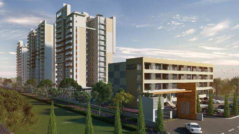 4 BHK Flats & Apartments for Sale in Ambala Road, Zirakpur - 2560 Sq. Feet