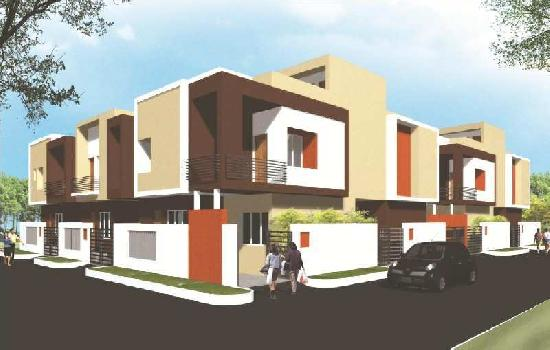 3 BHK 1421 Sq.ft. House & Villa for Sale in Pallikaranai, Chennai