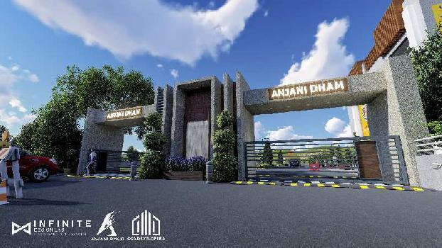 600 Sq.ft. Residential Plot for Sale in Badagaon, Gwalior