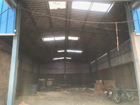 5000 Sq.ft. Warehouse for Rent in Sanwer Road, Indore