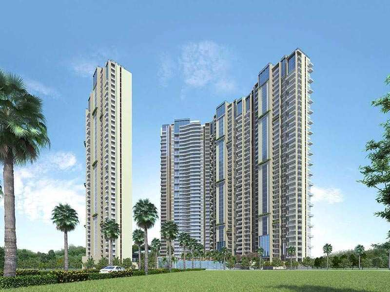3 BHK Flats & Apartments for Sale in Hebbal, Bangalore - 2526 Sq. Feet