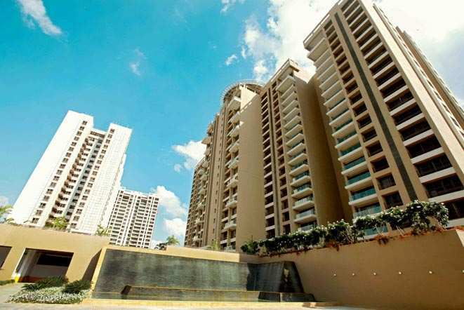 3 BHK Flats & Apartments for Sale in Rmv Extension, Bangalore - 2770 Sq. Feet