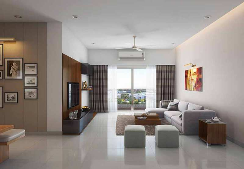 3 BHK Flats & Apartments for Sale in Jakkur, Bangalore - 1760 Sq. Feet