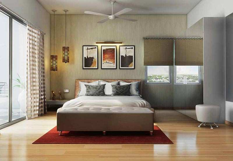 2 BHK Flats & Apartments for Sale in Jakkur, Bangalore - 1290 Sq. Feet