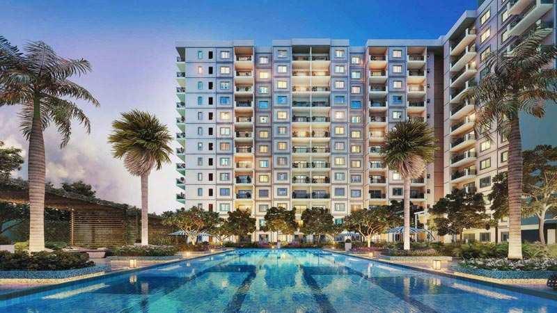 3 BHK Flats & Apartments for Sale in Jakkur, Bangalore - 1610 Sq.ft.